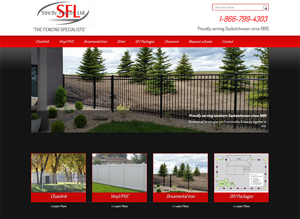 Strictly Fences Website Launches