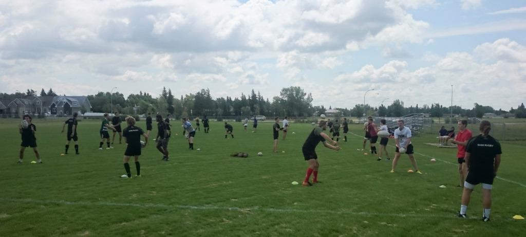 U18 Training in Regina