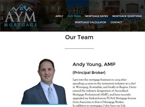 AYM Mortgage launched by OmniOnline Regina