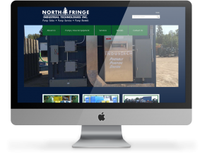 North Fringe Business Website By OmniOnline