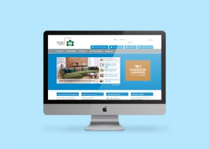 responsive RRHBA website built by OmniOnline