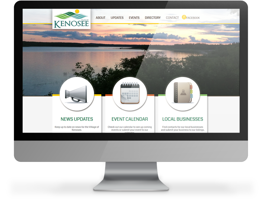 Village of Kenosee Business Website by OmniOnline