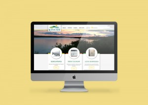 Kenosee Website by OmniOnline