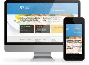 Saskatchewan Dietitians Association Website by OmniOnline