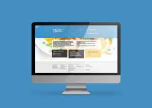 Sask Dietitians Website by OmniOnline
