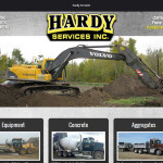 Hardy Services Launches New Website