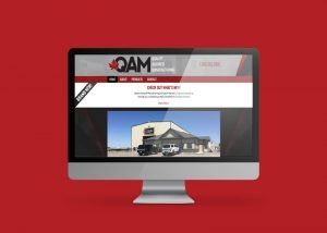 QAM Regina - Website By OmniOnline