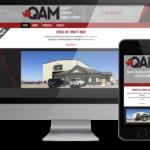 Quality Assured Manufacturing Responsive Website Regina