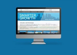 Smarter Growth - Building a Better Regina - Website by OmniOnline