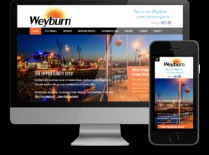 Weyburn responsive encrypted website - by OmniOnline