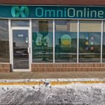 OmniOnline Business Frontage in Regina Sk
