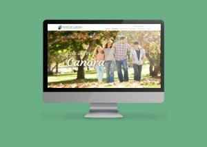 Canora website by OmniOnline