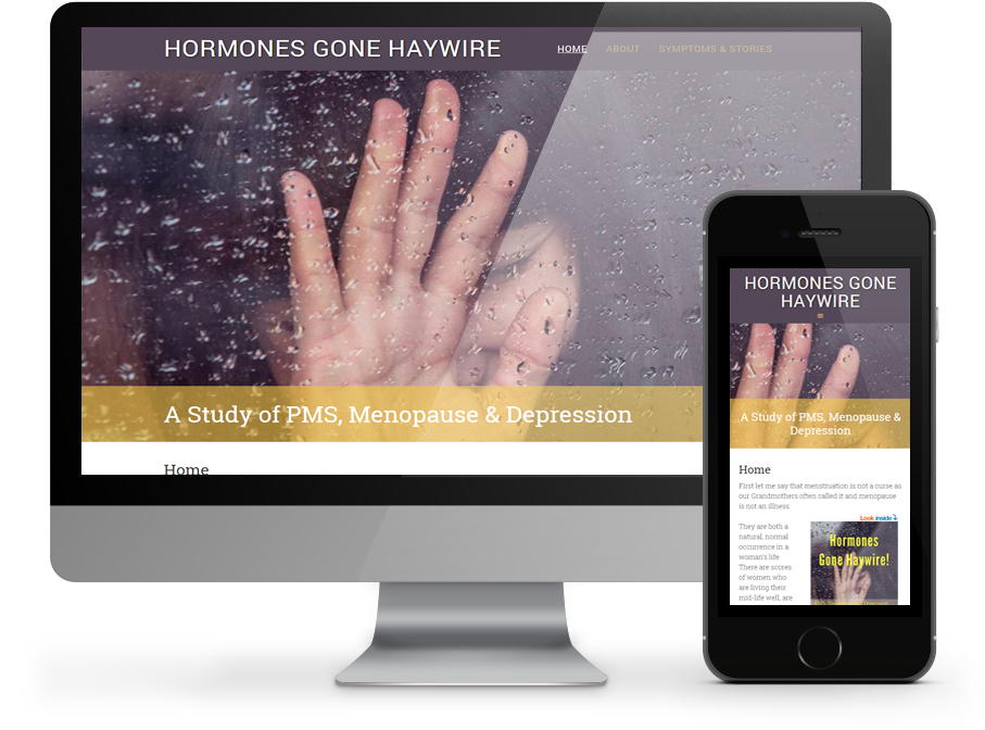 Hormones Gone Haywire Website by OmniOnline
