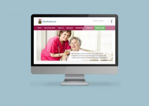 carehomes.ca website by OmniOnline