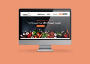 Foodtech Canada New Website - OmniOnline