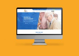 Mont St Joseph Care home - website by Omnionline