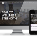 responsive website for miyosiwin salon by OmniOnline Regina