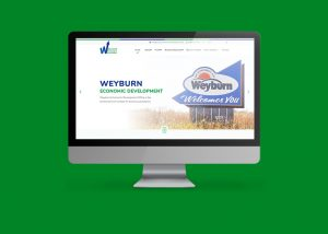 weyburn regional economic development - corporate website by OmniOnline