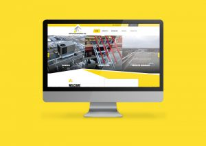 All Point Distributor website by OmniOnline