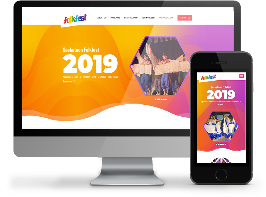 Saskatoon Folkfest Business website-OmniOnline