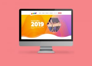 saskatoon folkfest website by OmniOnline