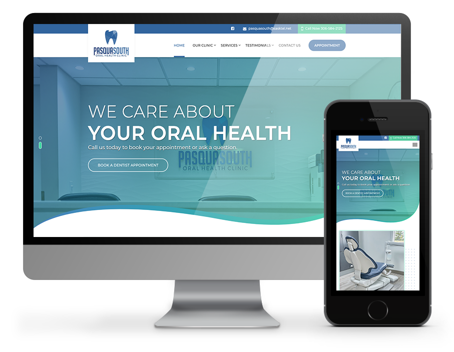 PSOHC website by OmniOnline